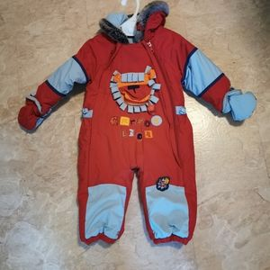 Winter baby winter suite souris mini